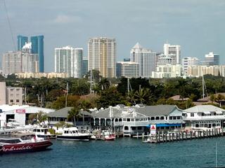 Wharf and Marina